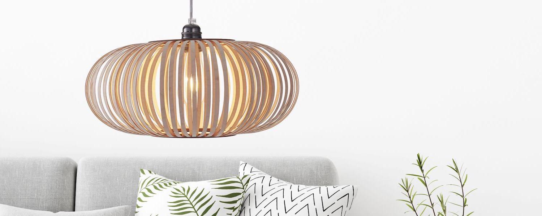 Nowoczesne Designerskie Lampy I Oświetlenie Drewniane
