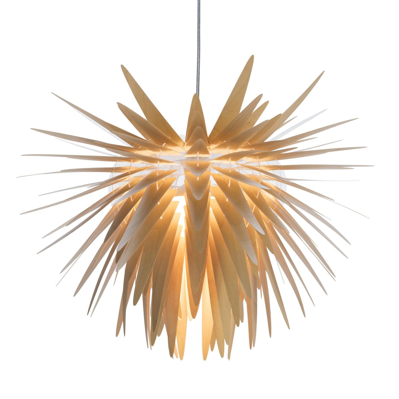 Lampa drewniana wisząca Teazzle LE