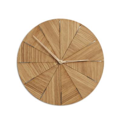 Zegar drewniany N˚ 10